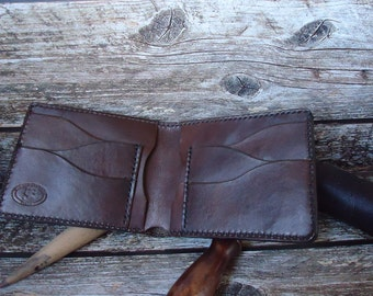 Men's leather wallet\portafoglio in cuoio\кожанный кошелек\кожанный бумажник/free shipping