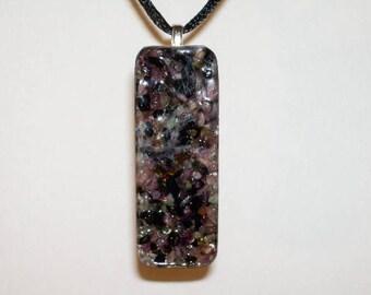 Orgone Necklace - Tourmaline Necklace - Tourmaline Pendant - Orgone Pendant - Protection Necklace - Protection Amulet