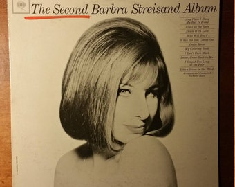 "Barbra Streisand - The Second - 12"" LP"