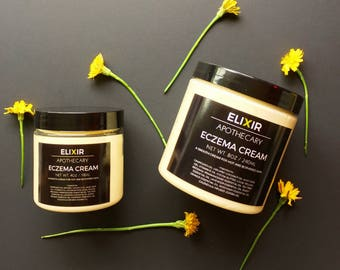 Cream - Body Cream - Body Butter - Tea Tree Cream - Lavender Cream - Beeswax Cream - Body Moisturizer - Gifts for Her - Gifts for Him