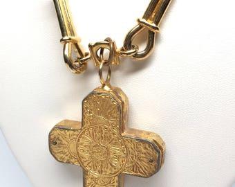 Cadoro Cross Necklace