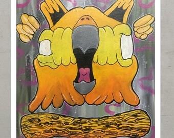 "Bird Head ""Darwin"" Original"