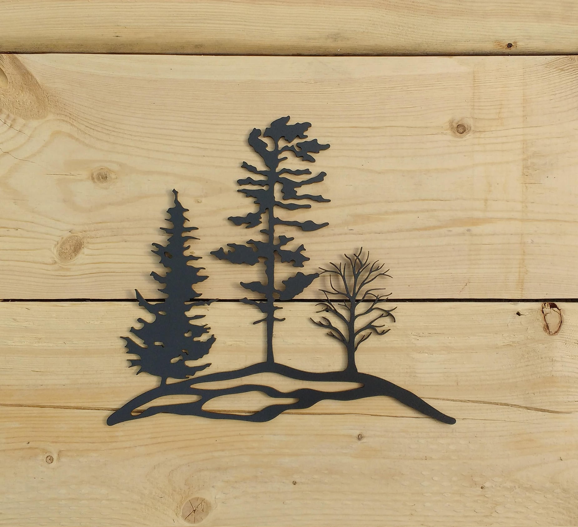 Perfect Pine Tree Wall Decor Elaboration - The Wall Art Decorations ...