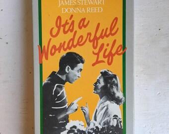 It's a Wonderful Life VHS