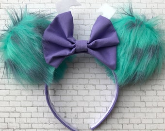 Monsters, Inc Sulley Minnie Ears