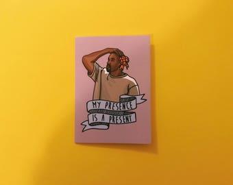 Kanye West | urban cards | birthday cards