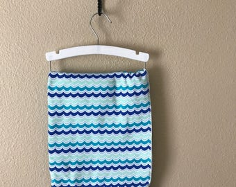 Swaddle blanket Receiving banket Knit blanket Gender nuetral blanket Baby shower gift