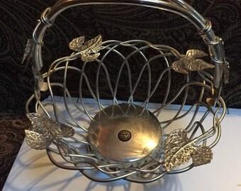 Godinger Silver Basket
