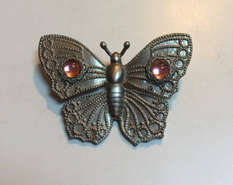 New View Butterfly Brooch - Pin