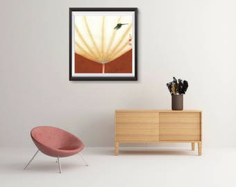 Chinese traditional painting reprint, lotus prints, Asian art, Art Poster, poster wall art, Office Decor, Home Decor Print LXM115
