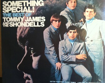 Tommy James And The Shondells Something Special The Best Of Vinyl Pop Rock Record Album