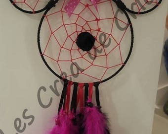 "Dream catcher ""Minnie mouse"" Dreamcatcher ""Cat"" dream catcher"