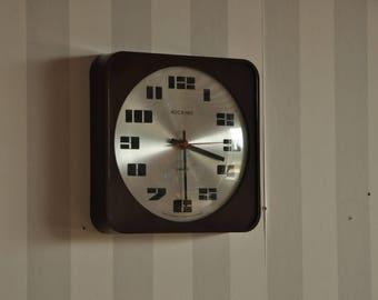 horloge murale etsy. Black Bedroom Furniture Sets. Home Design Ideas