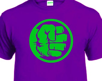 Hulk Fist Smash T-Shirt