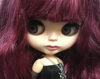 Nono- Custom blythe doll OOAK by FABBLED