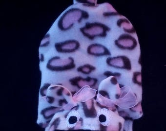 Leopard costume for dogs,leopard costume for cats, leopard costume for pets