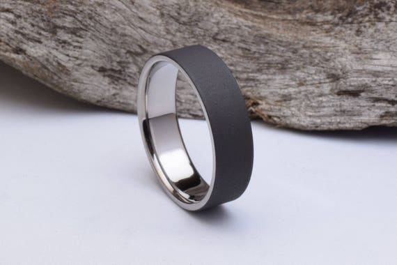 like this item - Titanium Wedding Ring