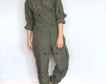 Vintage Airforce Jumpsuit