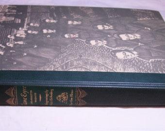 Charlotte Bronte Jane Eyre Illustrated Edition 1943