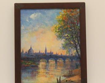 Seine River, Paris