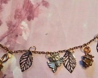Gemstone Bracelet Fantasy-fantasy-precious stones bracelet