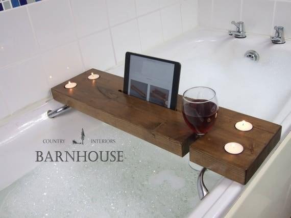 free delivery bath trayipad holderipad stand tablet