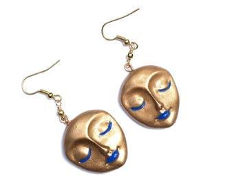 Gold Soul Sister Earrings