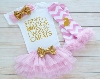 Easter baby easter gift cute baby clothes baby girl baby girl easter outfit baby easter outfit baby girl easter my first easter negle Choice Image