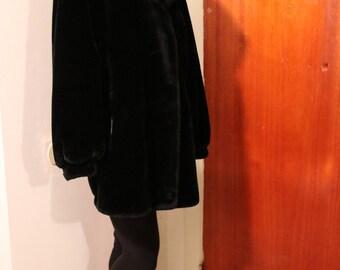1980s Donnybrook Faux Fur Jacket