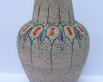 Roberto Rigon - studio art pottery vase
