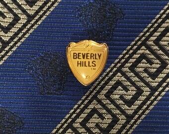 Tie Pin, Beverly Hills Tie Pin