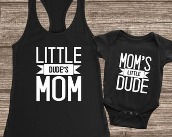 Mother & Son Matching Shirts