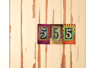 Outdoor house name sign, House Number, outdoor plaques , Sign Flat Room , door sign, gift for new house,