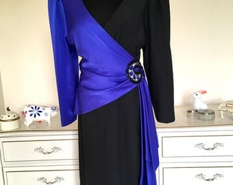 Liptons 80s Prom or Evening dress