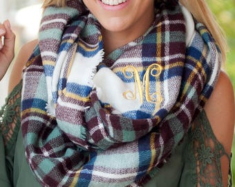 Londyn Infinity Scarf (Available in MANY colors!)