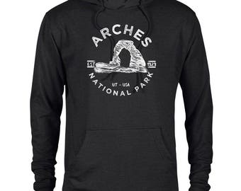 Arches National Park Adventure Unisex Hoodie