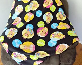 Barbie Fleece Blanket - Girls Fleece Blanket