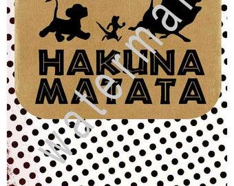 The Lion King SVG - Disney vacation shirts - Disney svg - silhouette cameo cricut- Disney Animal Kingdom JPEG t shirt transfer Hakuna Matata