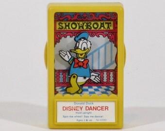 Vintage Donald Duck Disney Dancer
