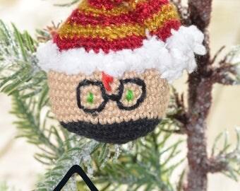 Harry Potter Christmas Tree Ornament