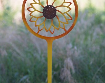 "Sunflower Yard Decoration (36"")"
