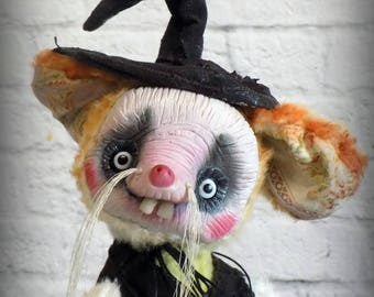 Vincent Longtail mouse ooak