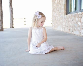 Periwinkle Dream | baby headband bows, baby hair clips, baby hair accessories, baby headband set, hair bows, newborn headband, nylon