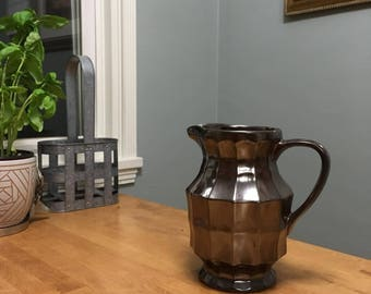 Portuguese Decorative Pitcher or Vase