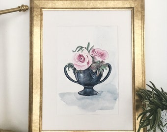 The vase of Roses Nr.15