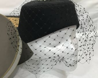 1960's | Mr. D's Womens Hat | Hudsons, The Woodward Shop