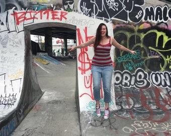 Hippie Graffiti San Francisco Art