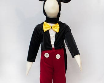 Mickey Mouse Kids Costume