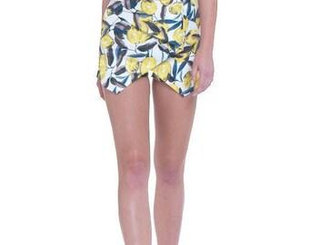 Lemons Printed Shorts