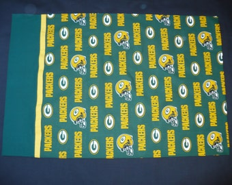 Green Bay Packers Pillowcase